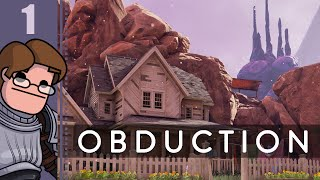 Let's Play Obduction Part 1 - From the creators of Myst and Riven