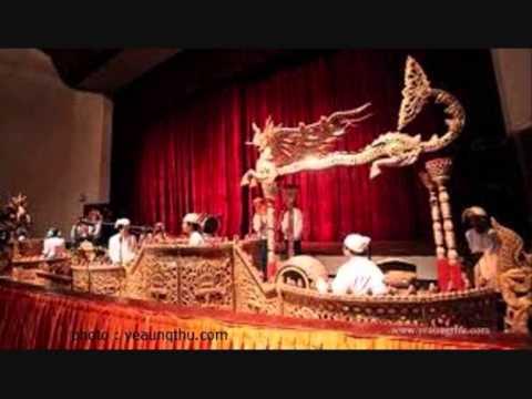 Sein Bo Tint စိန်ဘိုတင့်- Myanmar Orchestral Tune ပထမစံတော်ချိန်- Piano Version