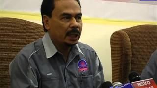 Perak Lancar Laman Web Sempena Program Amanjaya Internship Kedua:-  Datuk Muhammad Amin Zakaria