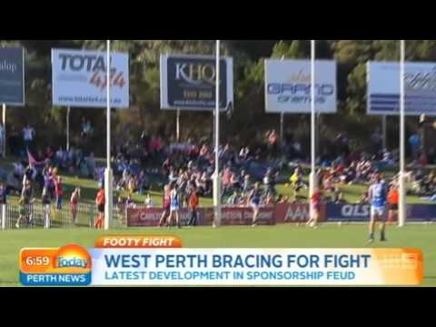 WAFL Fight | 9 News Perth