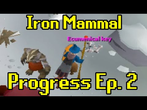 Oldschool Runescape - 2007 Iron Man Progress Ep. 2 | Iron Mammal