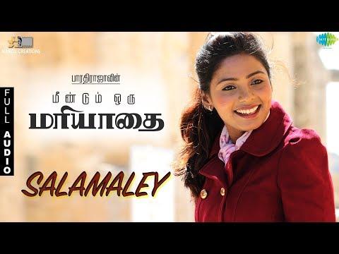 Salamaley - Full Audio   OM   Bharathirajaa   Nakshatra   Sharran Surya   Divya Prasad