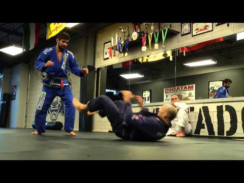 Brazilian Jiu Jitsu Master Sylvio Behring Visits Toronto Image 1