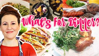 Keto What's For Dinner this Week?