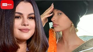 Hailey Bieber Blames 'TOXIC' Social Media For 'FAKE' Feud With Selena Gomez! | The Morning Tea LIVE