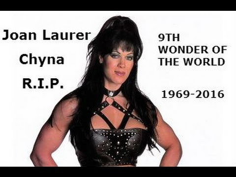 "WWE 2K16: RIP Joan ""Chyna"" Laurer  1969-2016 9th Wonder of the World Tribute"