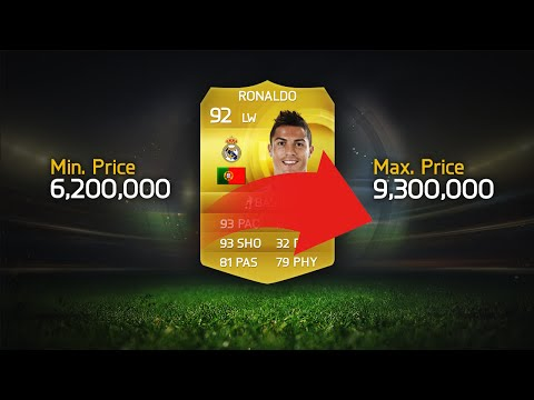 TRANSFER MARKET IS DEAD? FIFA 15 PRICE RANGES FIFA 15 ULTIMATE TEAM