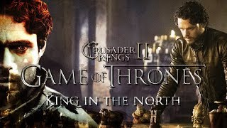 """Lets Play CK2 AGOT: Robb Stark 