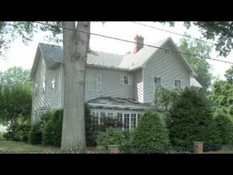 Wiant-davis-badger House, 1225 Juliana,  Julia-ann Square Historic District, Parkersburg  Wv video