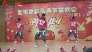 2011 Spring Festival 《beautiful girls》Dance