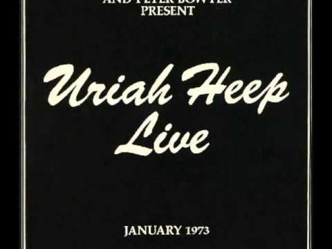 Uriah Heep - I Want You Babe