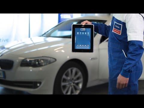 Tester usterek - TEXA AXONE 4 CAR
