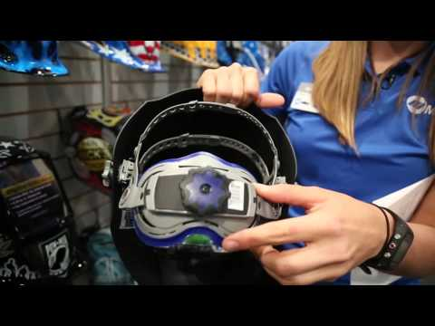 New in Welding Safety from Miller: Digital Infinity Series helmet. Weld-Mask and protective eyewear