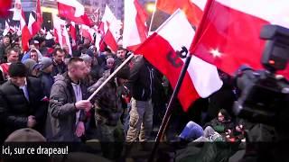11 novembre : Manifestation fasciste en Pologne