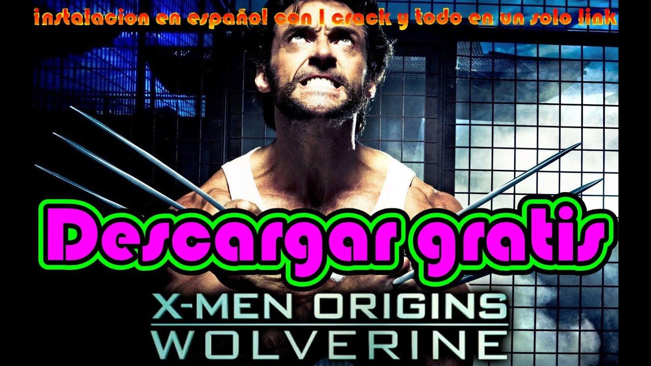 Descargar y instalar x-men origins wolverine(con crack y ...