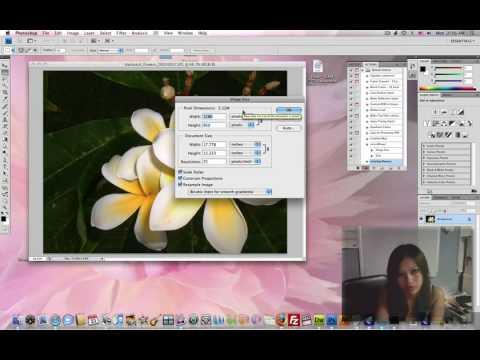 Photoshop Resizing Multiple Images Time SAVER YouTube
