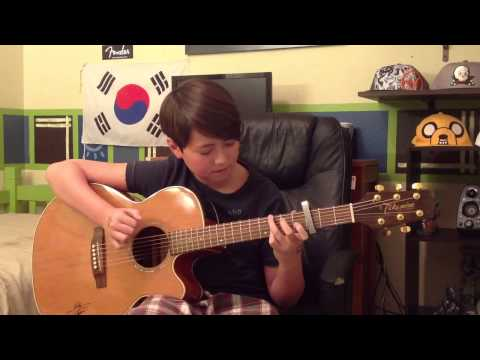 Hey Brother - Avicii - Fingerstyle Guitar Cover - Andrew Foy video