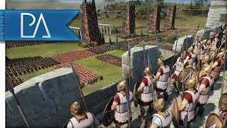 The Greek City States Stand Against the Roman Empire - Total War: Rome 2