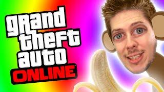 SPUNKY MONKEY! (GTA 5 Online)