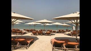 Dubai July 2018 - Anantara the Palm Hotel, Atlantis Water Park, Yas Marina and Dubai Old Town.