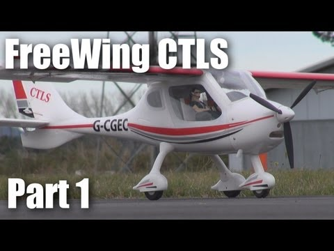 FreeWing CTLS review (part 1)