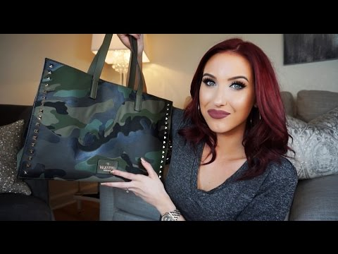 Whats In My Travel Bag   Jaclyn Hill