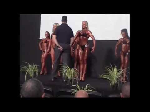FITNESS FEMENINO MUNDIAL - SUSANA ALONSO FITNESS.wmv