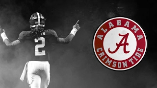 Alabama Crimson Tide - 2017  CFB Season Hype