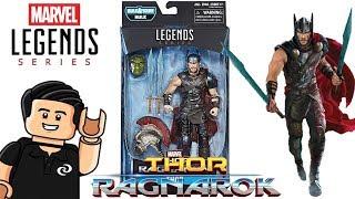 Thor Ragnarok Marvel Legends THOR GLADIATOR Review en Español #CharlyDS