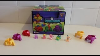 Sorteo 1º - Unboxing Zomlings In The Town - Serie 4 #2 CromoCole (FINALIZADO)