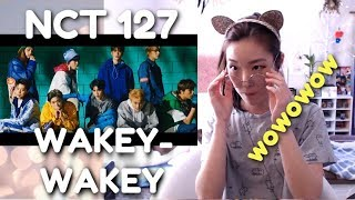 NCT 127 'Wakey-Wakey' MV REACTION... (finally getting a taste of NCT)