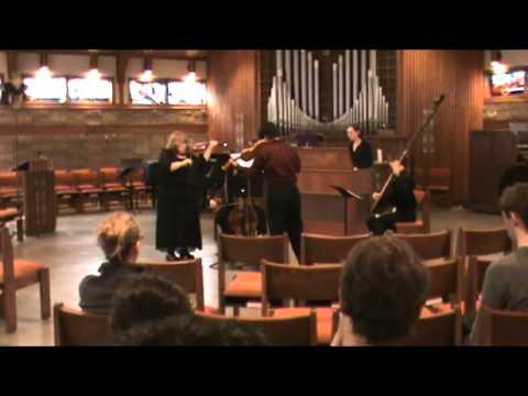 Corelli Trio Sonata in Bb Major, Op 1 No 5 I Grave