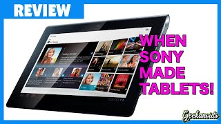Sony Tablet S Full Review