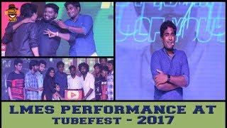 MES Performance at Tube Fest 2017 | Smile Settai