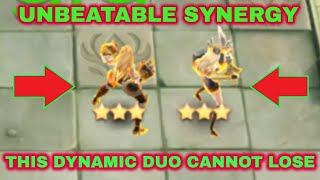 BEST SYNERGY RIGHT NOW -MYTHIC RANK MAGIC CHESS STRATEGY - Mobile Legends Bang Bang