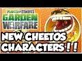 Plants vs. Zombies Garden Warfare - NEW CHEETOS CHARACTERS!! (PS4 Walkthrough 1080p HD)