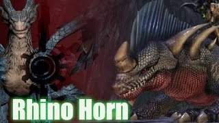 Rhino Horn -  New Column of The Prophet Dragon- Dragon