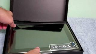 ASUS Eee Pad Transformer TF101 Unboxing