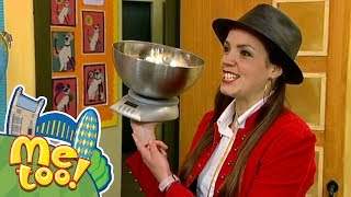 Me Too! - Weights and Scales | Full Episode | TV Show for Kids