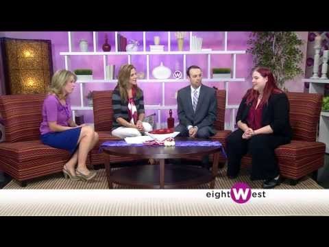 Special Olympics Michigan eightWest WOOD-TV interview (May 24, 2013)