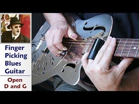 Jim Bruce Blues Guitar Lessons - Crossroads - Robert Johnson (Cover)