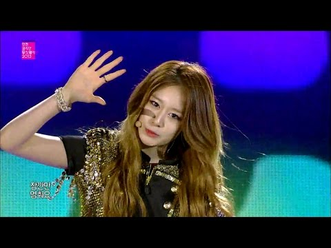 【tvpp】t-ara - Sexy Love, 티아라 - 섹시 러브  Incheon Korean Music Wave Live video