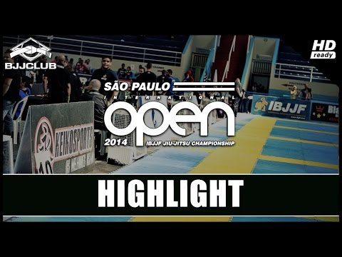Highlight São Paulo International Open 2014