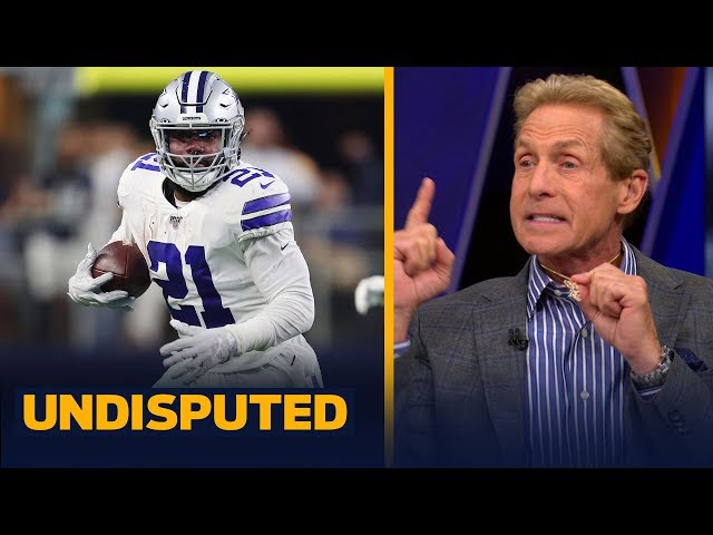 Skip Bayless reacts to the Dallas Cowboys' Week 7 win over the Eagles | NFL | UNDISPUTED thumbnail
