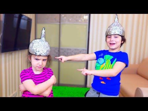 Камиль ОТКЛЮЧИЛ в доме ИНТЕРНЕТ! Мы в ОПАСНОСТИ! для детей kids children
