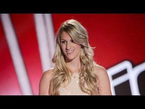 Nurse Sophie Phillis sings Kelly Clarkson's hit song 'Beautiful Disaster'. See more at http://thevoice.com.au on web, tablet and mobile, or buy the track on iTunes http://bit.ly/18cE8GN http://the...