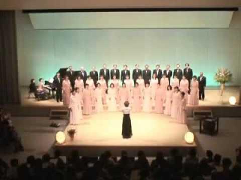 PTA記念合唱団 「ふるさとの四季」 を歌う 前編