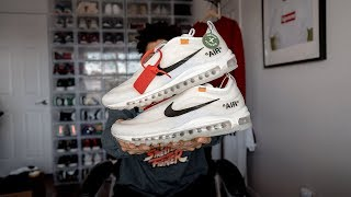 The Most Expensive Fake Off White Air Max 97 vs Real!