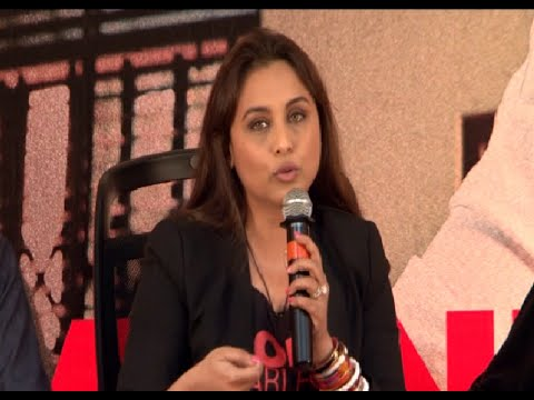 Rani Mukherjee's amazing interview after the success of the movie Mardaani - MUST WATCH