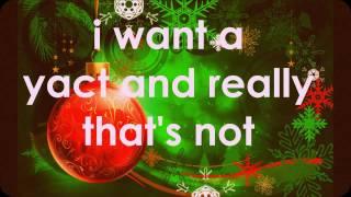 Watch Glee Cast Santa Baby video